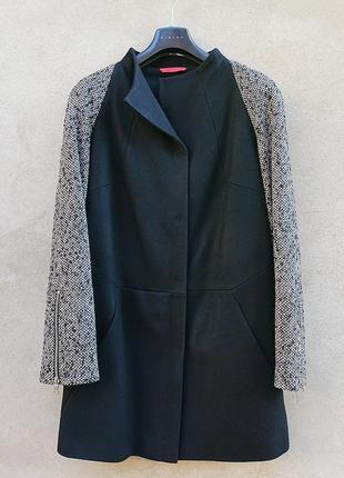 Пальто женское демисезонное, стильное пальто, шерстяное пальто nove