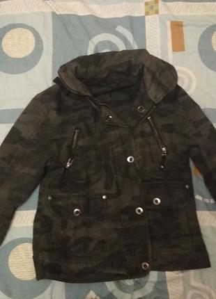 Водостойкая куртка