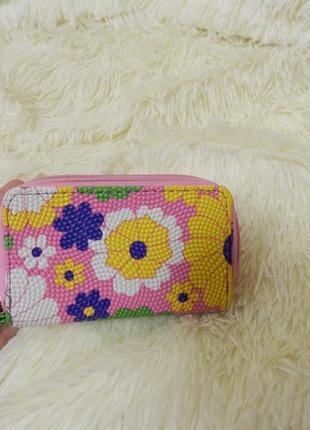 ✅мини сумочка ключница 3 в1 разные цвета