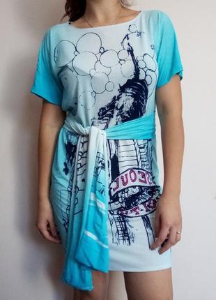 Яскраве легеньке плаття/ яркое легкое платье