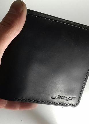 Ручна робота,натуральна шкіра. гаманець