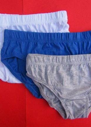 Трусики-плавки для мальчика (4-5лет) primark
