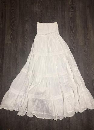 Платье сарафан летний в пол