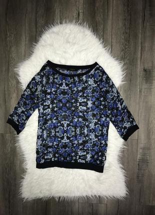 Шифоновая блуза reserved