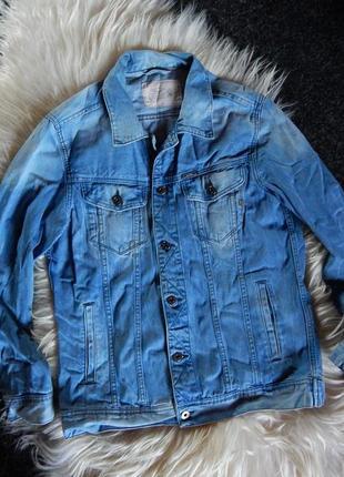 Colin's джинсовая куртка, курточка джинс colins