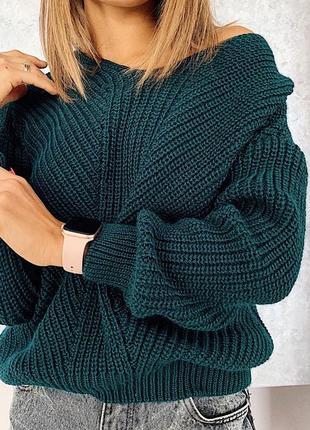 Крутой теплый свитер шерсть много цветов в асортименте