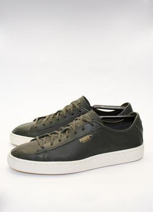 Puma basket classic leather1 фото