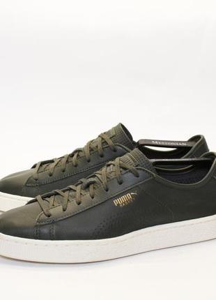 Puma basket classic leather2 фото