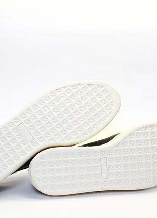 Puma basket classic leather3 фото