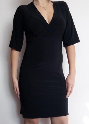 Класичне трикотажне плаття/ классическое трикотажное платье