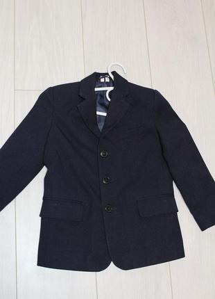 Продам піджак темно-синього кольору р.110