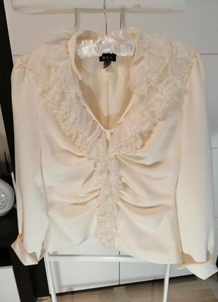 Шикарный деловой жакет блуза