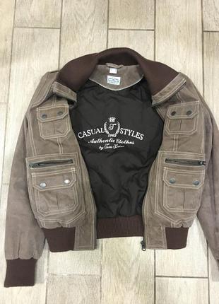 Куртка пилот tom tailor