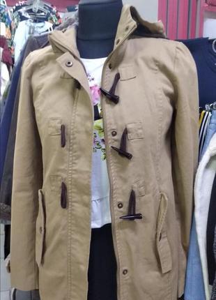 Парка куртка ветровка пиджак капюшон