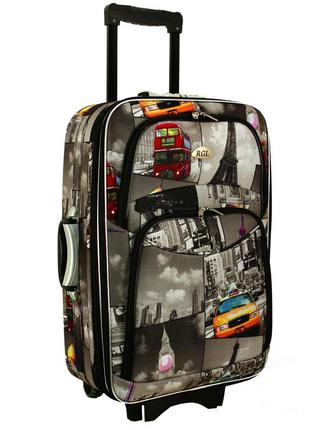 Чемодан средний l!польша!68 х 46 х 28 см.валіза!