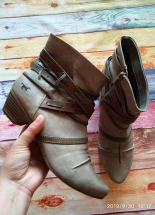 Челси ботильоны💣 оригинал mustang ankle,размер 40
