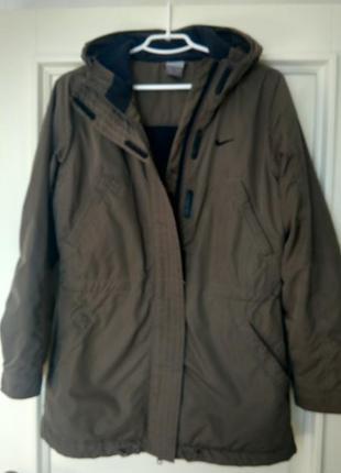 Nike куртка- парка
