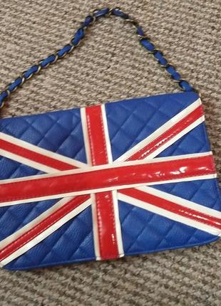 Сумочка оригинальная флаг англии