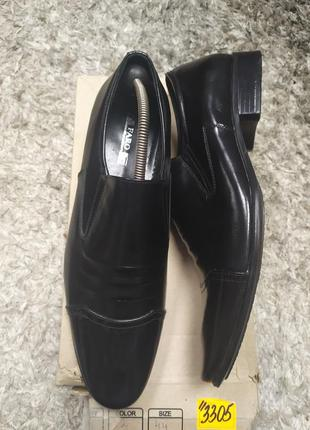 Мужские туфли (кожа)