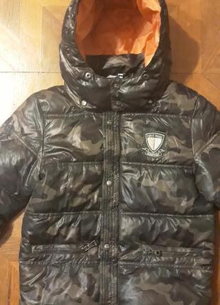 Куртка демисезонная melby 4-5 лет.