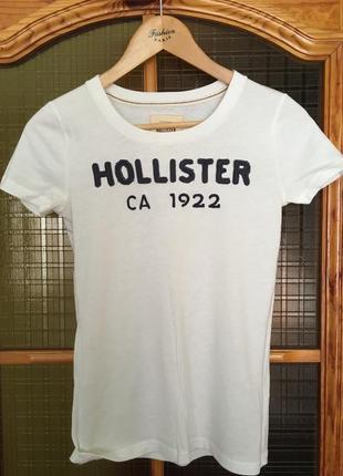 Футболка hollister
