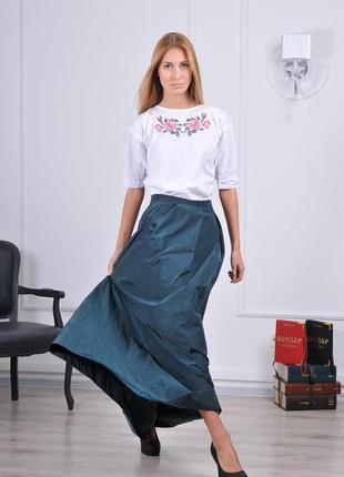Макси юбка андре тан, a. tan. оригинал.