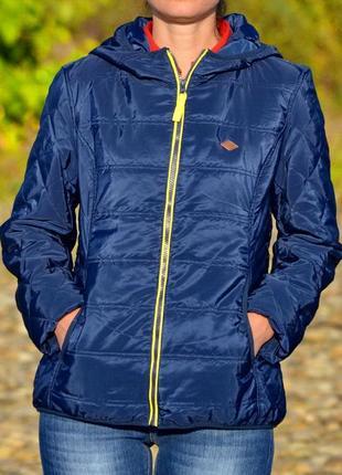 Модна деми курточка відомого бренду lee cooper, s, m, l