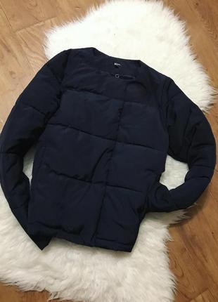Шикарная пуховая курточка magasin