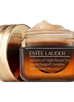 Крем для шкіри навколо очей estee lauder advanced night repair, 15ml