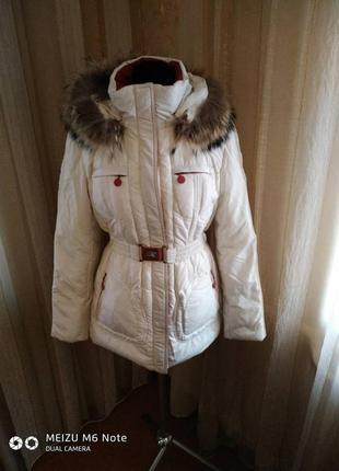 Куртка-пуховик city classic