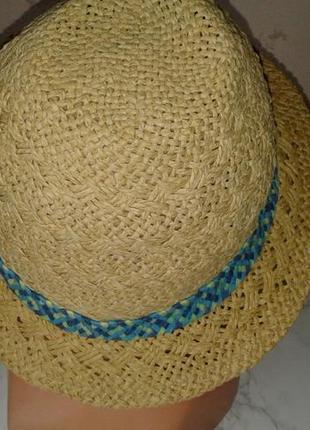 Шляпка летняя george 100%paper
