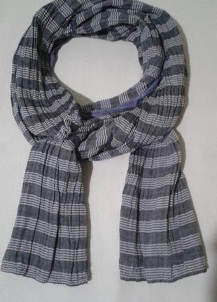 Шарф стильный осенний унисекс шалик+300 шарфов на странице