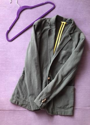 Трендовый пиджак zara