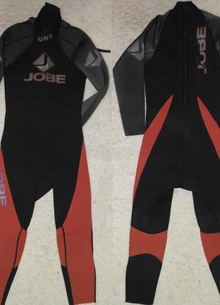 Длинный гидрокостюм jobe монокостюм