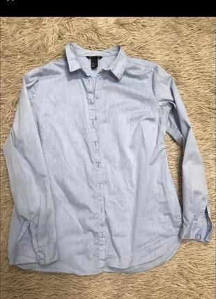 Рубашка для беременных h&m 36р.