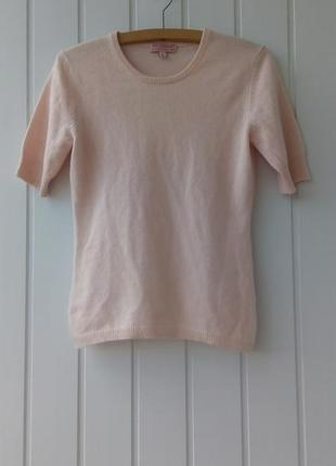 100% кашемир джемпер, футболка