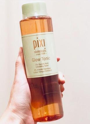 pixi с гликолевой кислотой