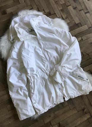 Винтажная куртка оверсайз  emsmorn