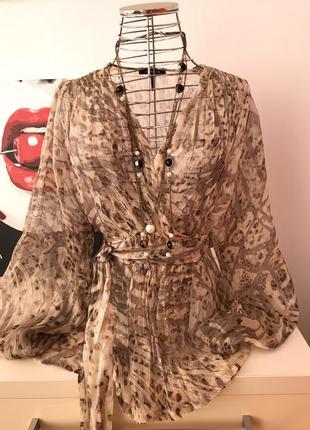 Roccobarocco оригинал блуза туника кофточка беременным