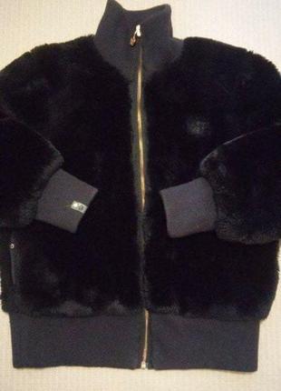 Куртка-шуба adidas