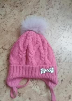 Продам шапочку на 1.5 -2 роки