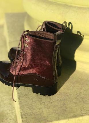 Ботинки сапожки2 фото