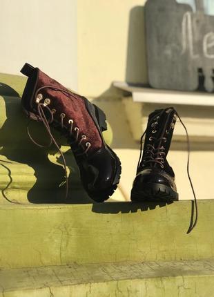 Ботинки сапожки4 фото
