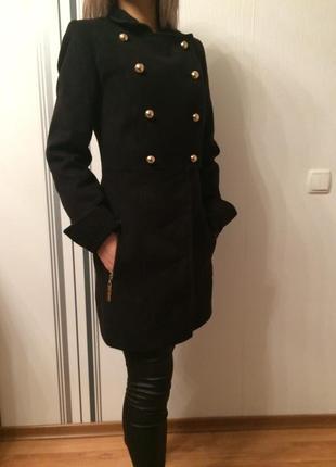 Кашемировое пальто1 фото
