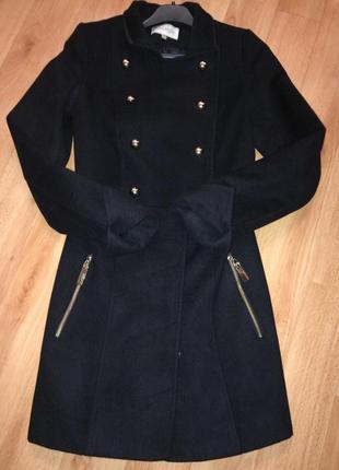Кашемировое пальто5 фото