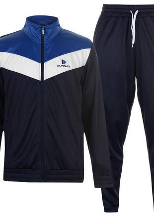Donnay мужской спортивный костюм/мужской спорт костюм