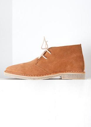 + black friday sale + мужские замшевые ботинки дезерты asos