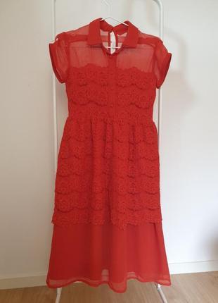 Платье asos petite1 фото