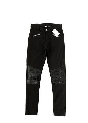 Стильные зауженные джинсы h&m. швеция 🇸🇪