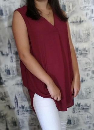 Очень крутая и стильная блузка #h&m♥️5 фото